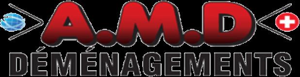 AMD Déménagement Logo