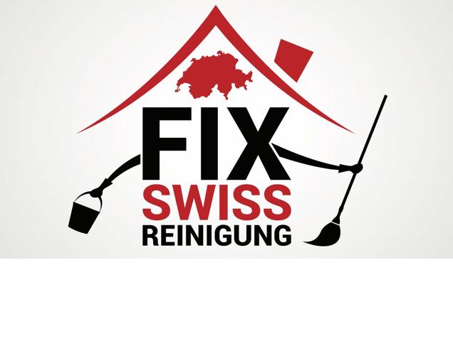 Fix Swiss Reinigung Logo