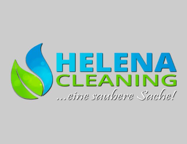 Helena Cleaning Logo