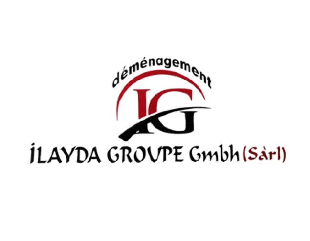 Ilayda Groupe GmbH Logo