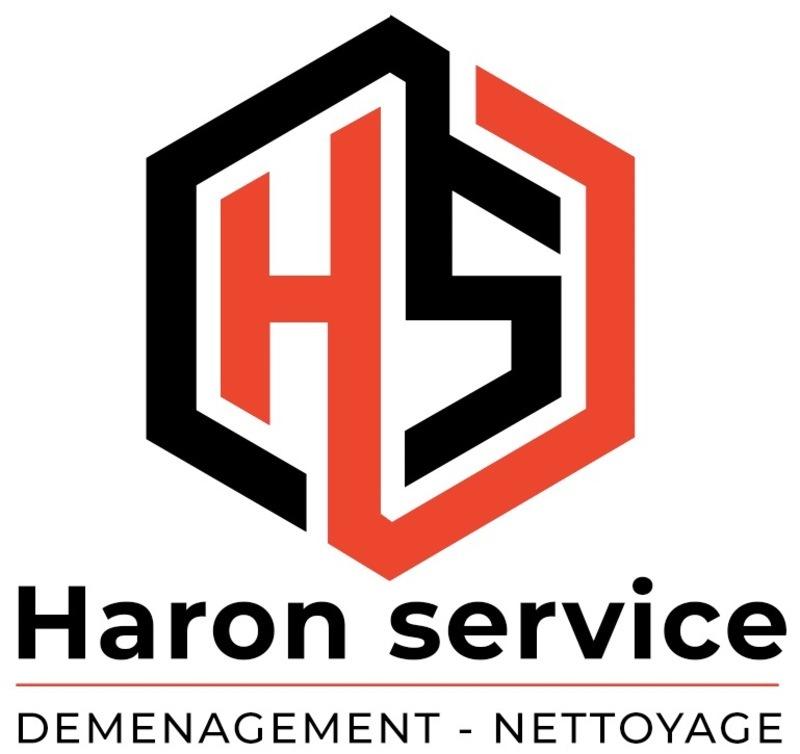 Haron Service Demenagement Logo