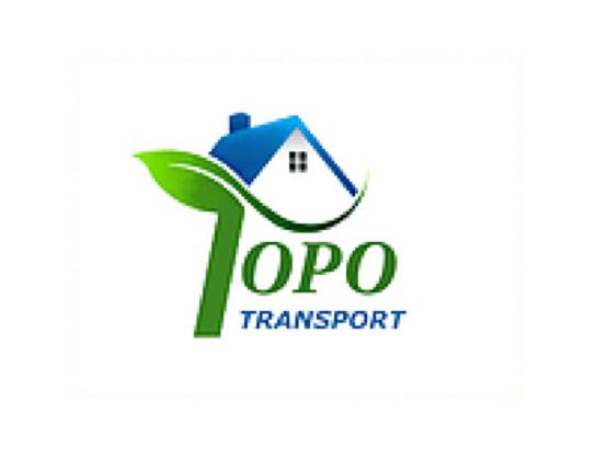 Topo Transport Logo