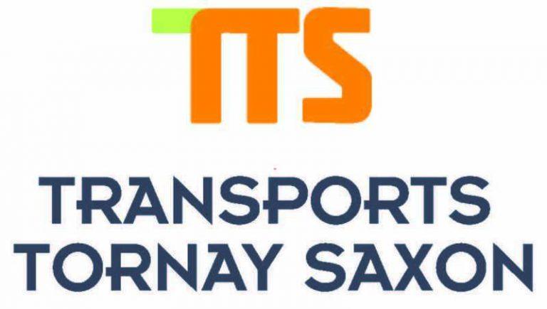 Transports Tornay Saxon Logo