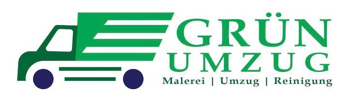 Grün Umzug Ali Logo