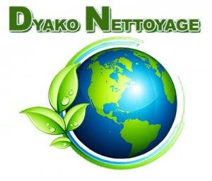 Dyako Nettoyage Logo