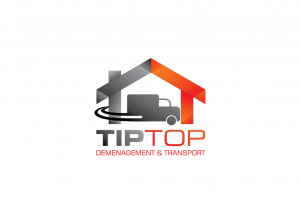 Tip Top Demenagement Logo