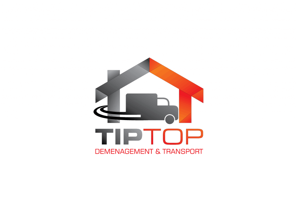 Tip Top Demenagement Logo
