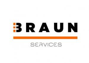 Braun Services Logo