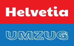 Helvetia Umzug Logo